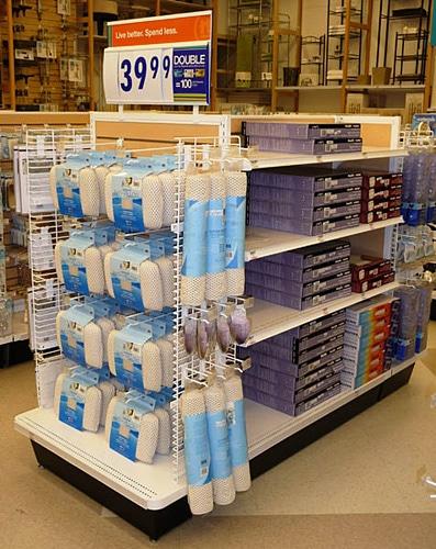 Discount & General Merchandise Displays - 12