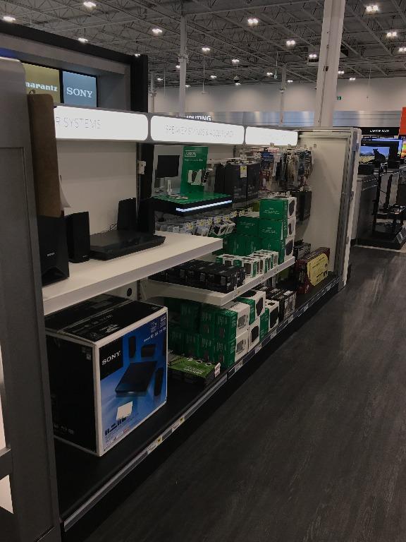 Electronics Displays - 03