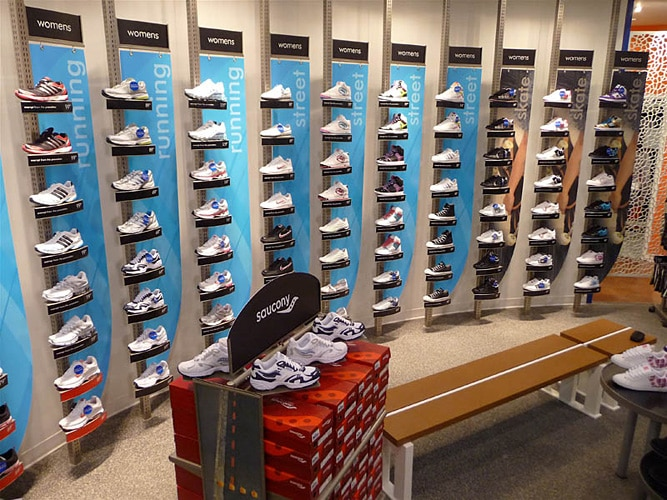 Footwear Displays - 02