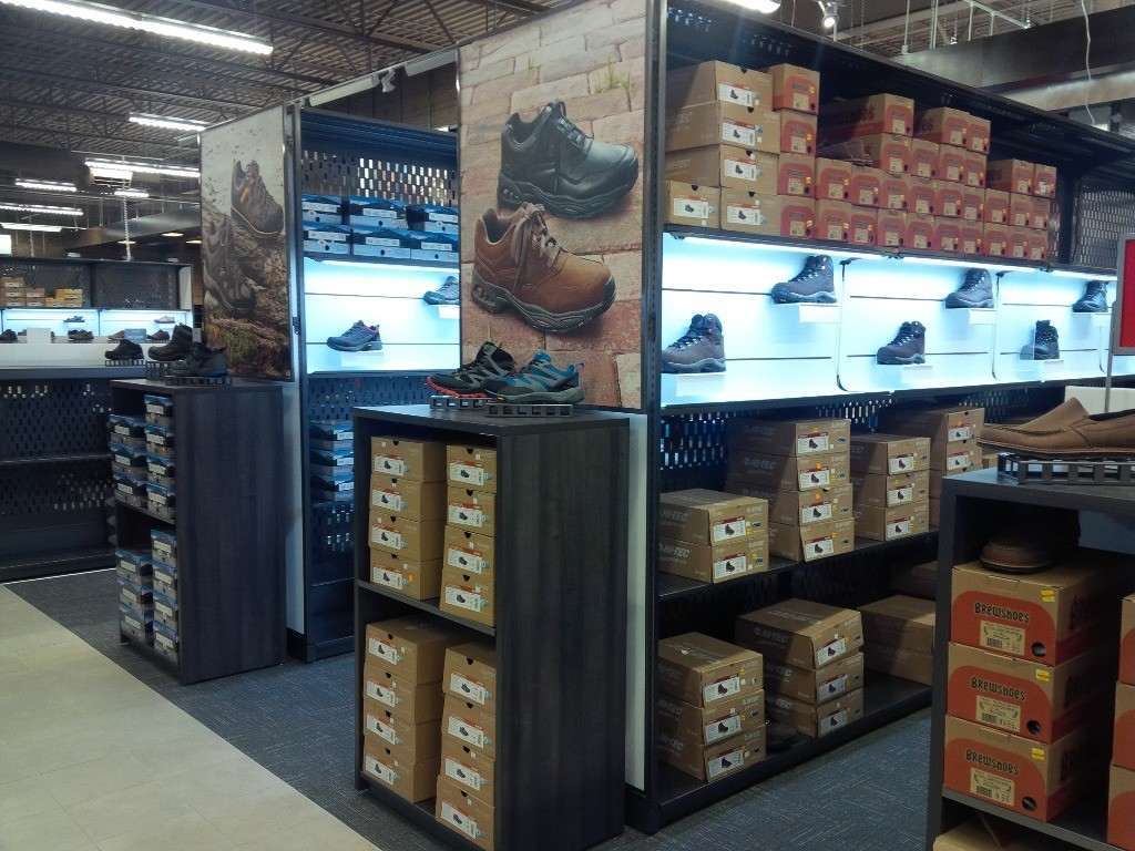 Footwear Displays - 11