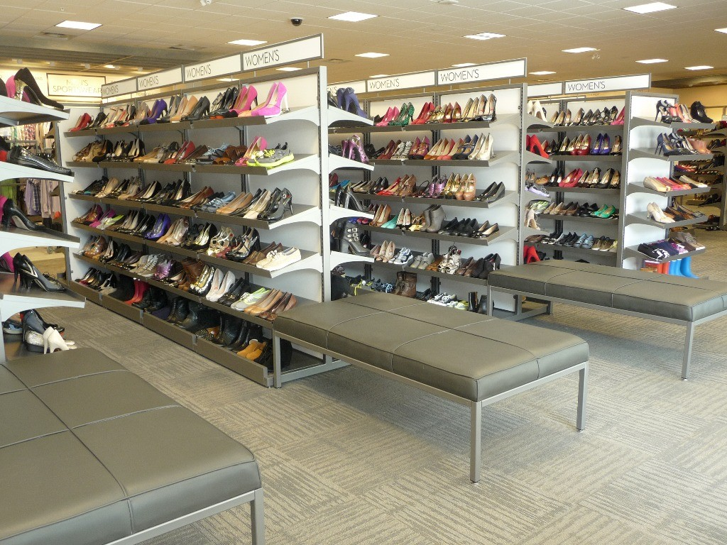 Footwear Displays - 14