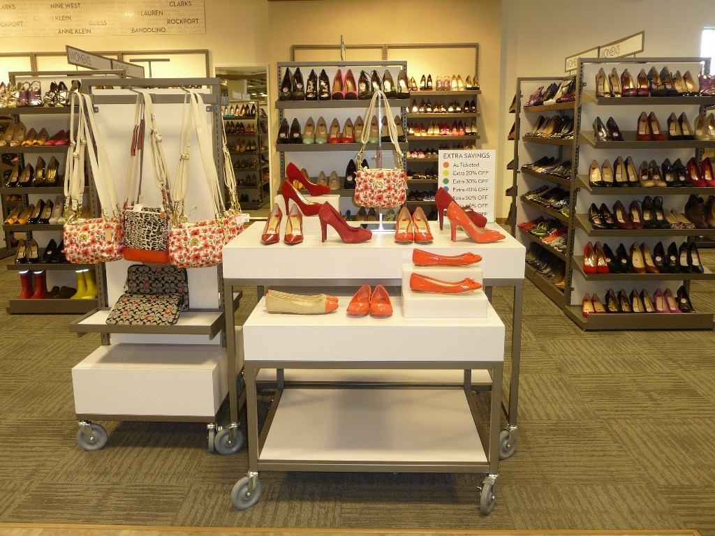 Footwear Displays - 16
