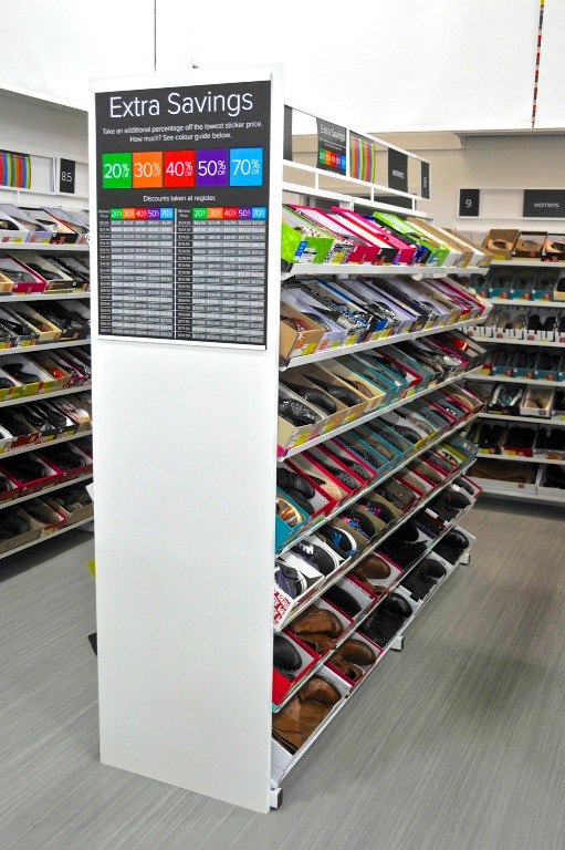 Footwear Displays - 18