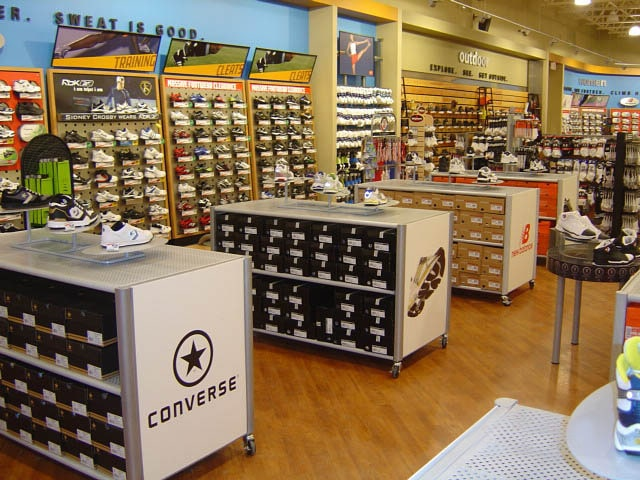 Footwear Displays - 21