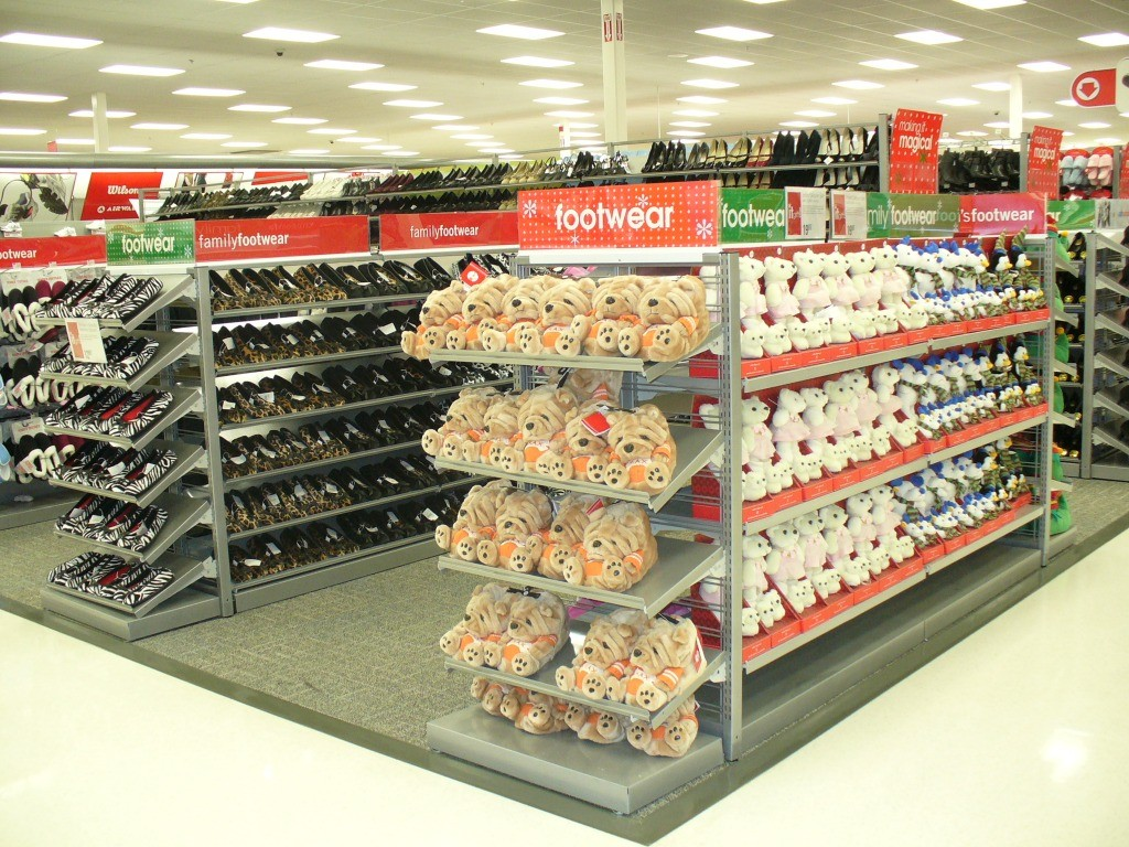 Footwear Displays - 22
