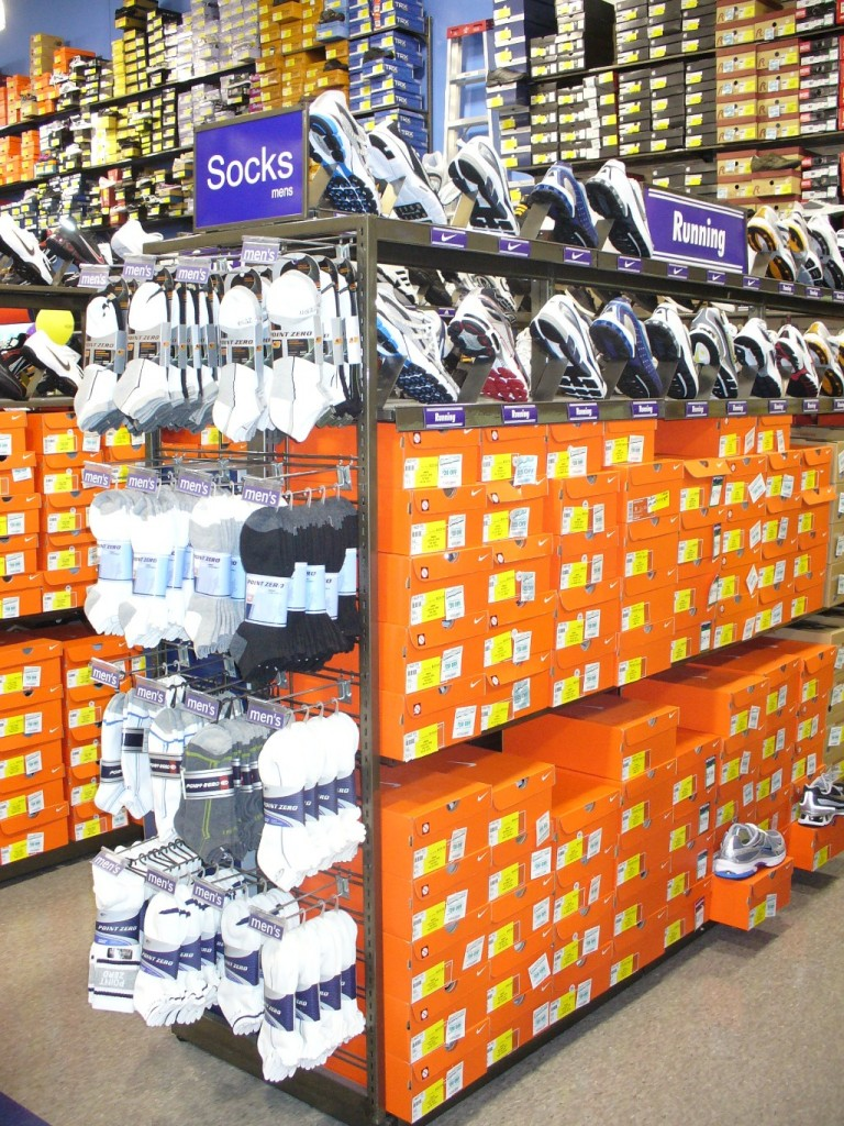 Footwear Displays - 23