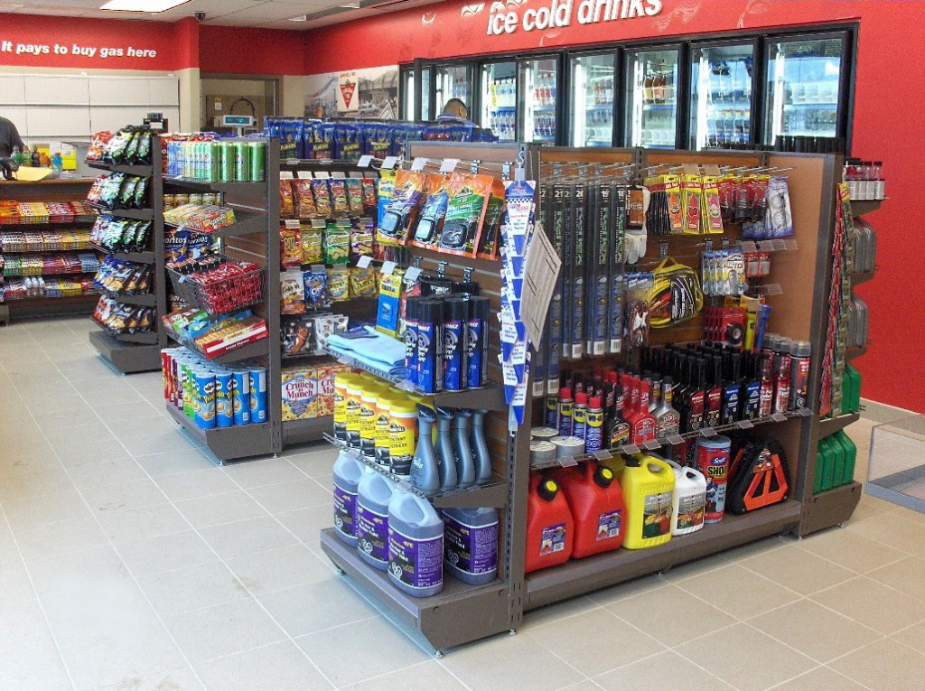 Grocery, Convenience & Tobacco Displays - 01