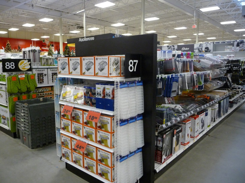 Home Improvement & Big Box Displays - 12