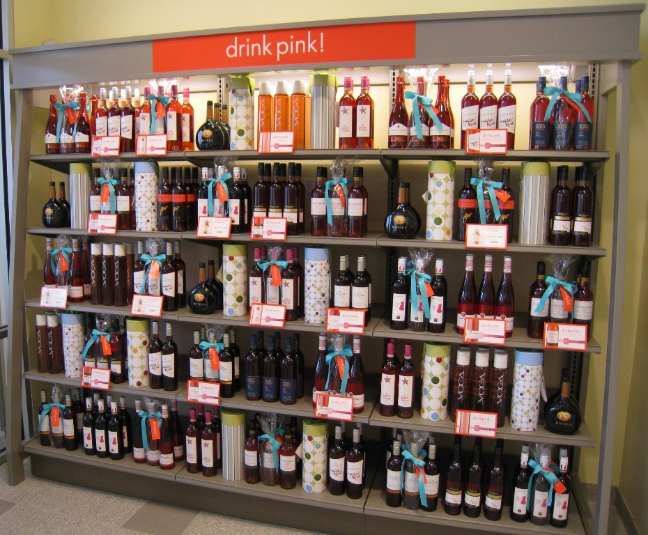 Liquor Store Displays - 01