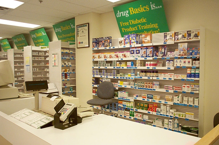 Pharmacy Displays - 03
