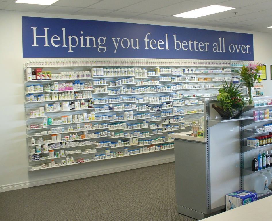 Pharmacy Displays - 08