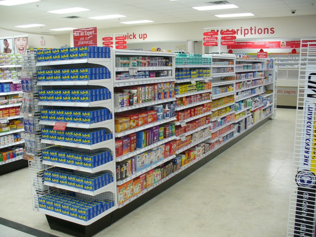 Pharmacy Displays - 12