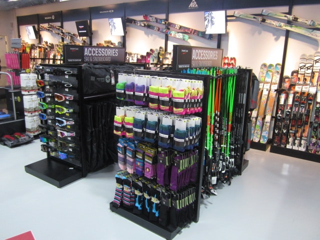 Sporting Goods Displays - 06