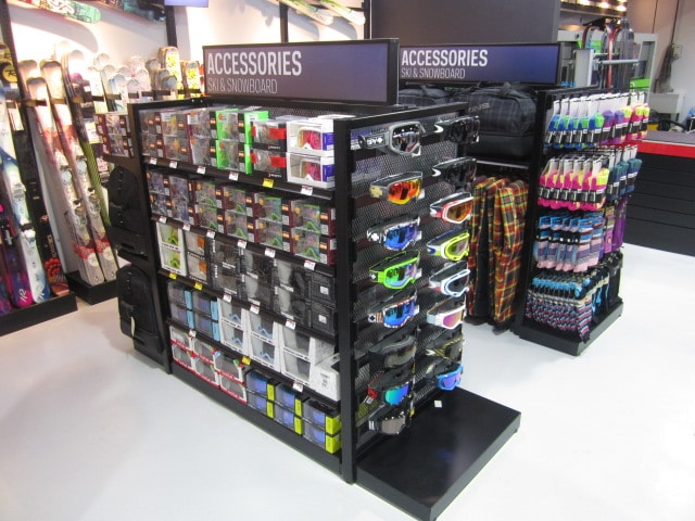 Sporting Goods Displays - 07