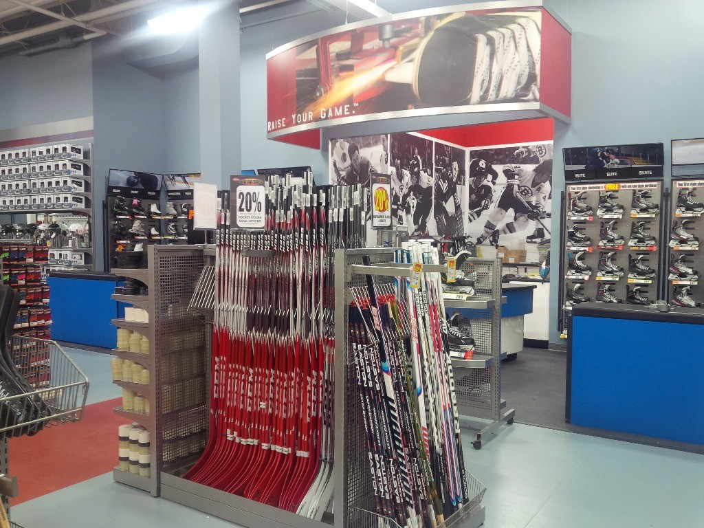 Sporting Goods Displays - 11