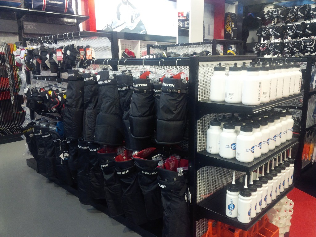 Sporting Goods Displays - 13