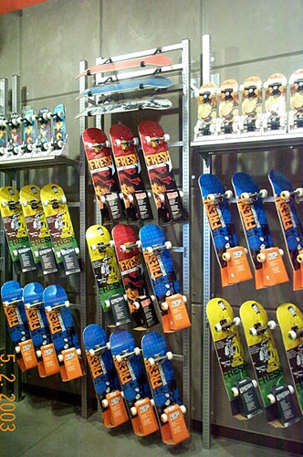 Sporting Goods Displays - 15