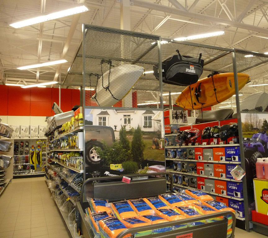 Sporting Goods Displays - 17