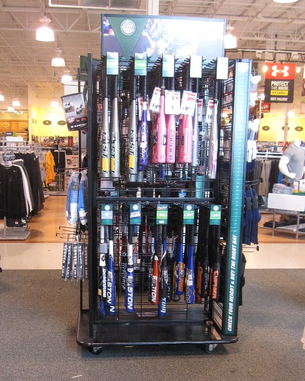 Sporting Goods Displays - 18