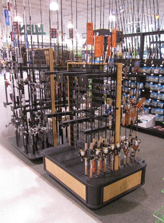 Sporting Goods Displays - 19
