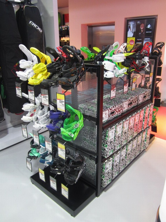 Sporting Goods Displays - 20