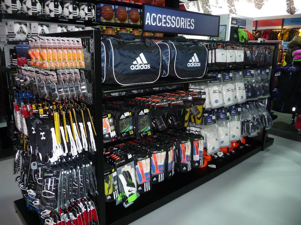 Sporting Goods Displays - 22
