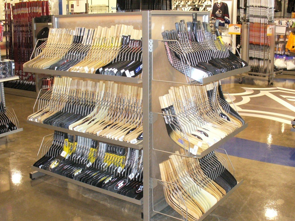 Sporting Goods Displays - 23