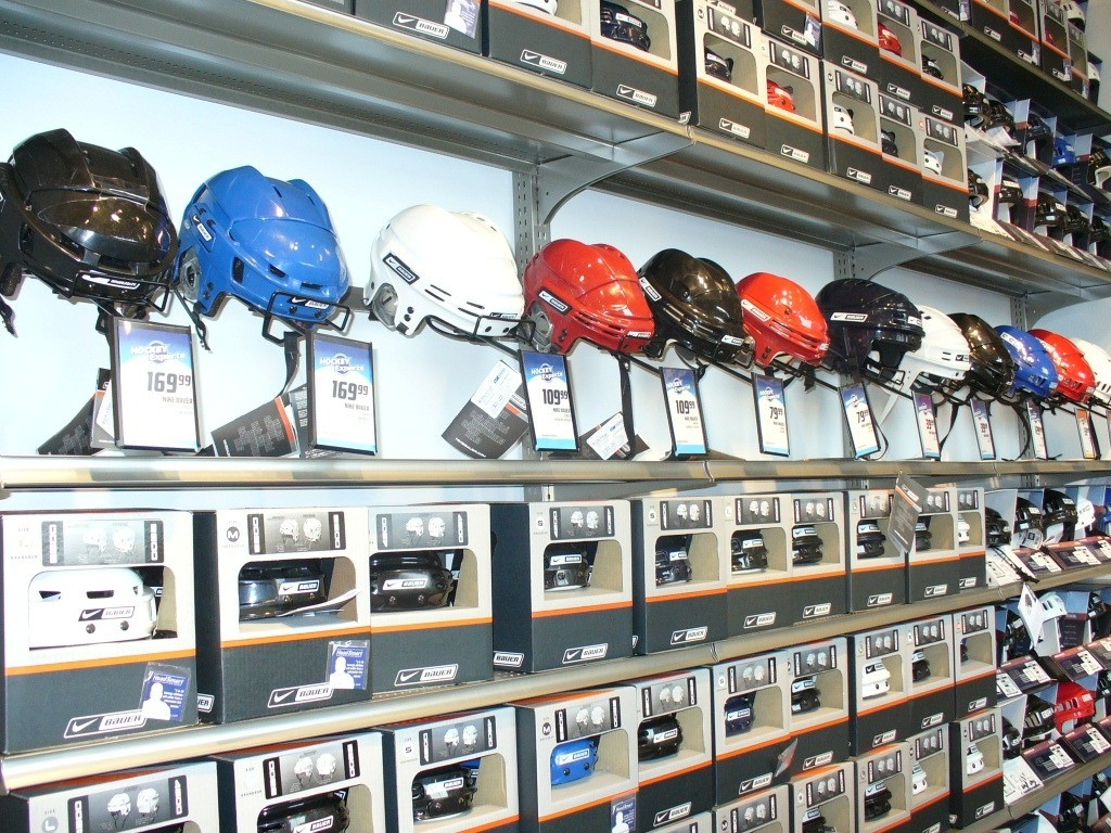 Sporting Goods Displays - 25