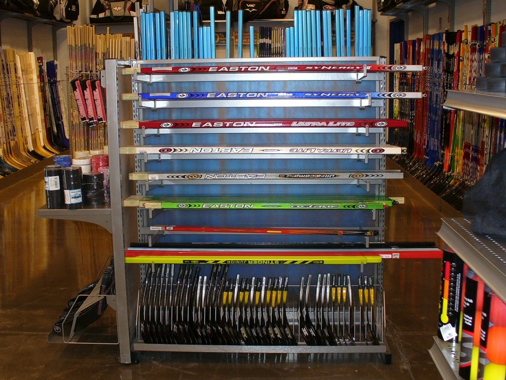 Sporting Goods Displays - 27